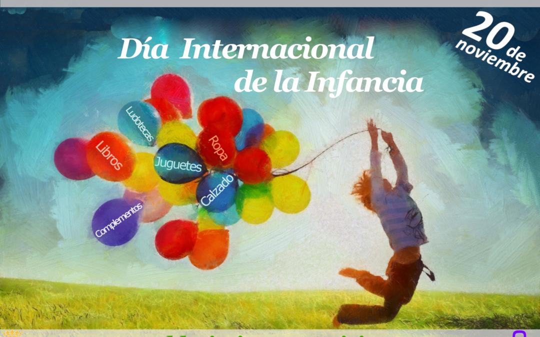 Día Universal de la Infancia.